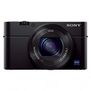 Sony Cybershot DSC-RX100M4 20.1MP Digital Camera (Black) with free bag