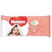 Huggies Baby Wipes Soft Skin 56 st Våtservetter