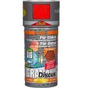 Hrana discusi, granule, JBL Grana Discus, 250ml, Click, 110gr, 4065100