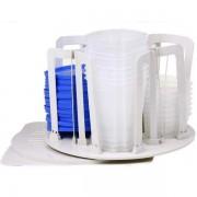 Envases de Plástico Spin & Store 49 piezas