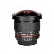 Obiectiv Samyang 8mm f/3.5 UMC Fish-eye CS II pentru Pentax