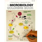 Microbiology Coloring Book, Paperback