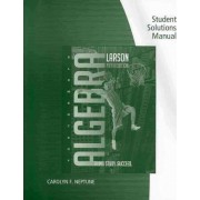 Student Solutions Manual for Larson/Hostetler's Elementary Algebra, 5th by Professor Ron Larson