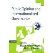 Public Opinion and Internationalized Governance by Oskar Niedermayer