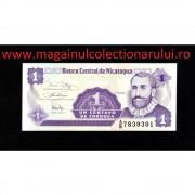 Monede si Bancnote de pe Glob Nr.62 - 1 CENTAVO NICARAGUAN