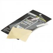iPhone kijelzővédő fólia + törlőkendő