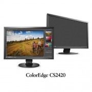 Monitor EIZO CS2420, 24'', LED, WUXGA, IPS, DP, USB, piv, kal