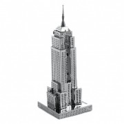 SET ASAMBLARE MACHETA METALICA EMPIRE STATE BUILDING - METAL EARTH (ST12XMMS010)