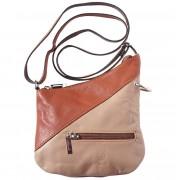 Florence Leather Market Mini borsetta a tracolla in pelle morbida di vitello (401)