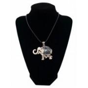 Náhrdelník s přívěškem z perletě slon 10410-1 10410-1