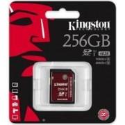 Card de Memorie Kingston SDXC 256GB Clasa 3
