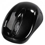 Безжична оптична мишка AM-7300 USB Черно - картонена опаковка HAMA-86537