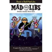Rock 'n' Roll Mad Libs by Roger Price
