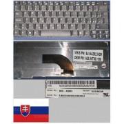 Clavier Qwerty Slovaque / Slovak Pour ACER Travelmate TM6292 TM6291 6292 6291 6231 6252 Series, Noir / Black, Model: NSK-A9N09, P/N: 9J.N4282.N09, KB.INT00.180