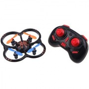The FlyerS Bay Intruder Ufo Drone (Black)
