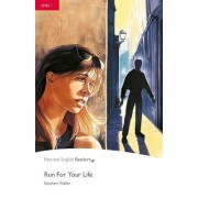 Level 1: Run For Your Life Book and CD Pack by Stephen Waller