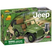 Jeep Willys MB verde - 24110