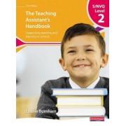 S/NVQ Level 2 Teaching Assistant's Handbook by Louise Burnham