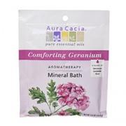 MINERAL BATH SALT (Comforting Geranium) 1 Packet