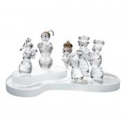 Figurina cristal Preciosa - The Three Wise Men