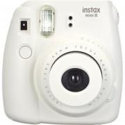 Fujifilm Instax Mini 8 Camara De Pelicula Instantanea En Color Blanco