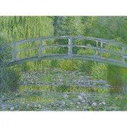 Clementoni The Water Lily Pond 1000 Piece Claude Monet Jigsaw Puzzle