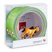 My First Horse Show Create a Horse Track Tape with Toy Horses Playset 27 Yards X 2 Inch