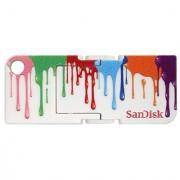 SanDisk Cruzer Pop 16GB USB 2.0 Flash Drive - Paint SDCZ53A016GB35