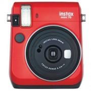 Fujifilm Aparat FUJIFILM Instax Mini 70 Czerwony + DARMOWY TRANSPORT!