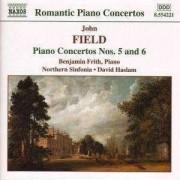 J Field - Piano Concertos No.5 & 6 (0636943422120) (1 CD)