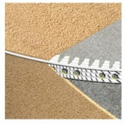 Cornier flexibil pentru tencuiala din PVC