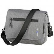 KlickFix Smart Bag Touch - Sac porte-bagages - gris Sacoches pour guidon