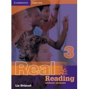 Cambridge English Skills Real Reading 3 without Answers: Level 3 by Liz Driscoll
