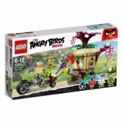 LEGO Angry Birds: Bird Island eierenroof (75823)