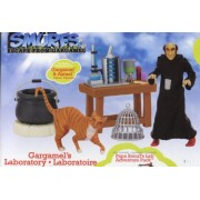 Smurfs ** Gargamel's Laboratory ** with Azrael ** Escape From Gargamel Adventure Pack