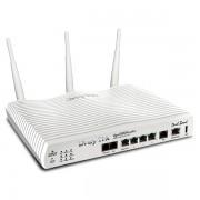 DrayTek Vigor 2860Vn Plus Triple-WAN VDSL/ADSL2+ Broadband Router
