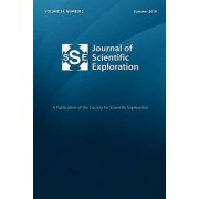 Journal of Scientific Exploration 24 by For Scientific Exploration Society for Scientific Exploration