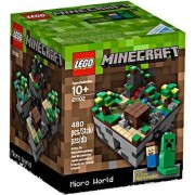 Toy / Play LEGO Minecraft 21102, mindstorms, sets, list, star, wars, legoshop, lego, fire, station, bionicle Game / Kid / Child(US Version imported by uShopMall U.S.A.)