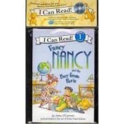 Fancy Nancy and the Boy from Paris Book and CD by Robin Preiss Glasser