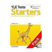 Cambridge Young Learners English Tests Revised Edition Starters: Teacher's Book Student's Book and Audio CD Pack