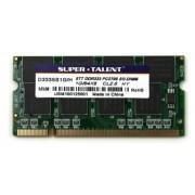 Super Talent D333SB1G/H memoria principale 1 GB 333 mhz CL 2,5 DDR1-RAM