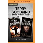 Terry Goodkind Sword of Truth Series: Books 13-14 by Terry Goodkind