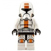 Lego Star Wars Republic Trooper minifigures (Set of 3)