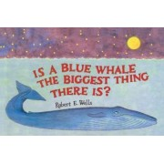 Is a Blue Whale the Biggest Thing There Is? by Robert E Wells