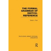 The Formal Grammar of Switch-Reference