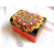 Cutie din lemn natural 29254