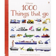 Sam Taplin 1000 Things That Go (1000 Pictures)