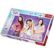 Trefl - 13168 - Puzzle - Violetta - 260 Pièces