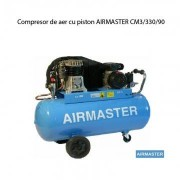 Compresor de aer cu piston AIRMASTER CM3/330/90