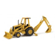 Norscot Caterpillar 416 Backhoe Loader Die Cast Vehicle (1:32 Scale)
